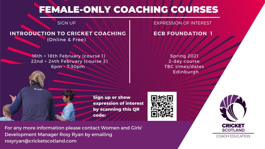 Female Only Coaching