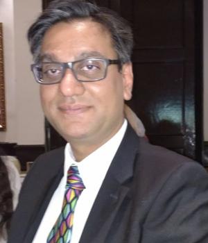 Afzal shaikh chairmain