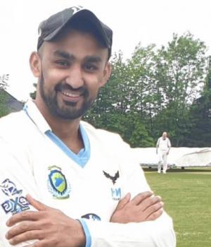 mohammed sabir-right hand batsman