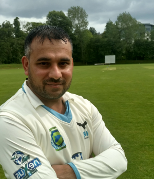 riaz ali-right arm off -spinner