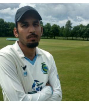 zarak ahad ali-wikretkeeper and right hand batsman